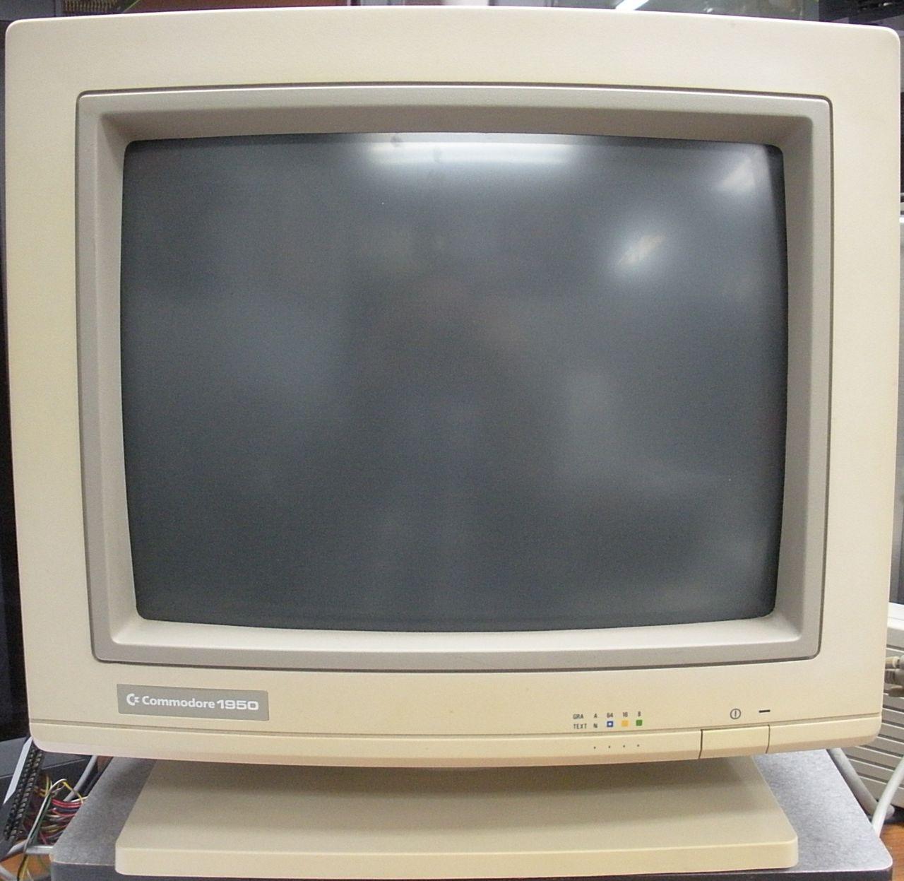 Commodore 1950